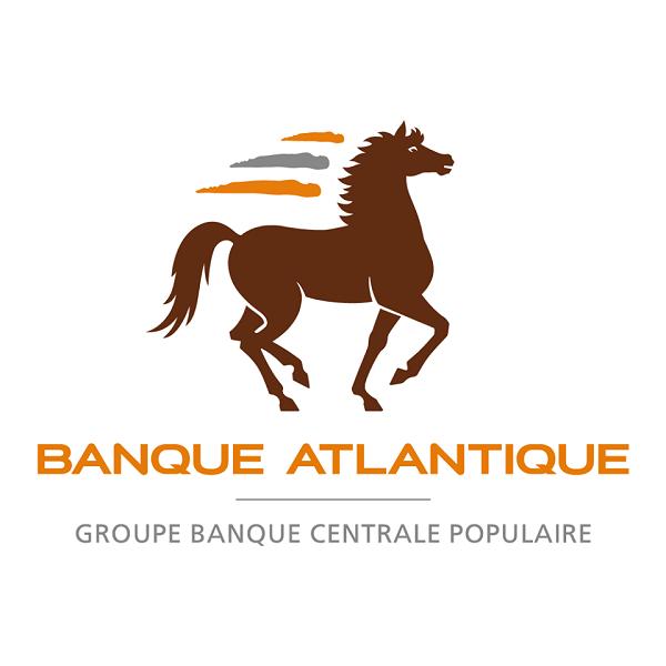 logo banque atlantique